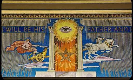 The Catholic/Muslim/Freemason Alliance?