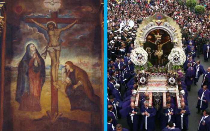 The Lord of Miracles: The Amazing Story of Peru's Indestructible Sacred Image