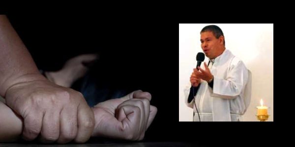 She kept the baby she conceived when raped and today he's a priest who defends life