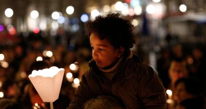 Why Little Kids Belong at Mass