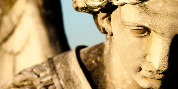 How can I foster a relationship with my guardian angel?