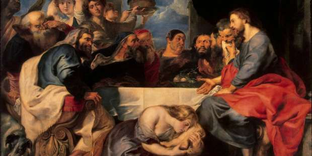 Did the leper Jesus cured become a bishop in France?