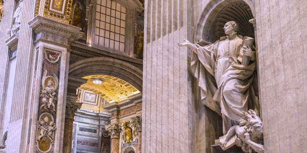 Here are St. Ignatius' 8 rules for the discernment of spirits