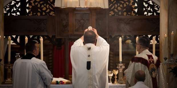 Why do Catholics have the same Mass week after week?
