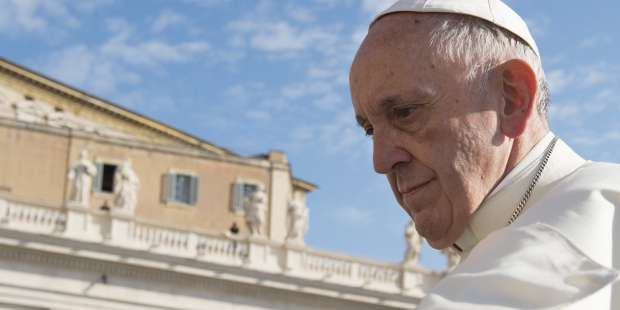 Pope proposes this 14-word beautiful prayer for when you're losing hope