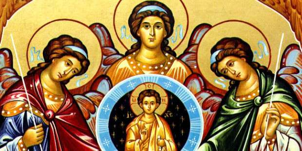 Pray this prayer to the Archangels for protection and healing