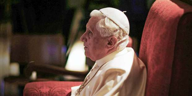 Pray to see Jesus with this prayer from Benedict XVI on Mary's birthday