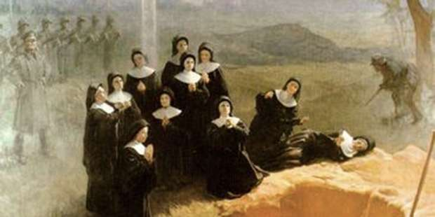 During WWII these Polish nuns offered their lives so that others might live