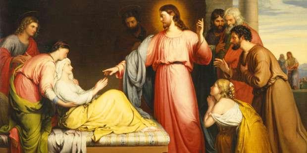 5 Ways Jesus heals