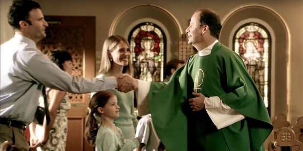 Thousands of Catholics return to Mass after watching these TV commercials