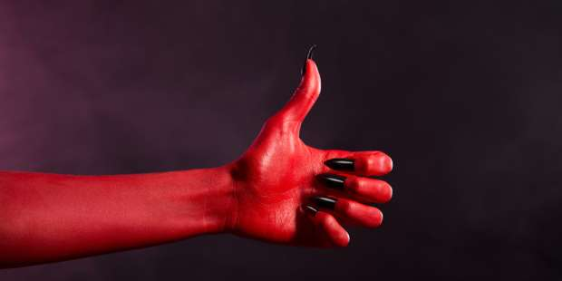 4 Common myths about the devil