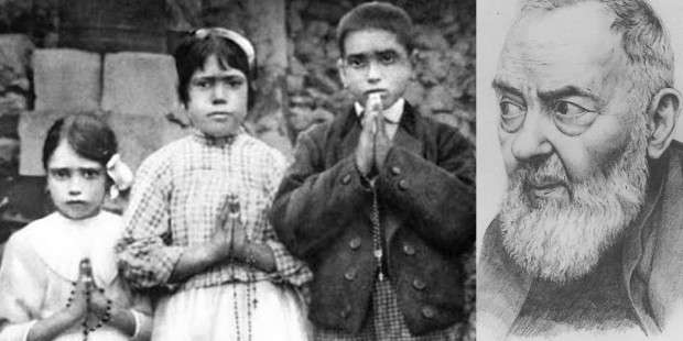 Another link between Padre Pio and Fatima
