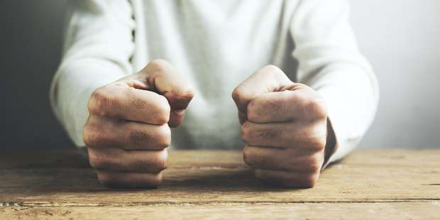 How uncontrolled anger can open the door to the devil