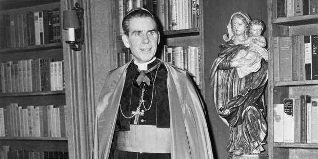 The secret to a successful day, according to Fulton Sheen