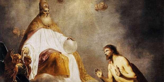 """Jesus explains God's """"innermost secret"""""""