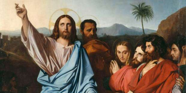 Jesus tells how to conquer life