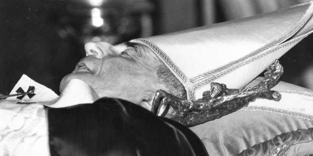 1st public interview: Nun who helped John Paul I tells of his peaceful death