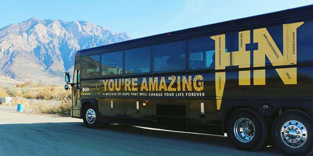 The day God sent me a bus of missionaries to save me from suicide
