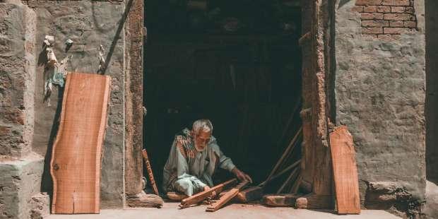 Were Jesus and Joseph really carpenters?
