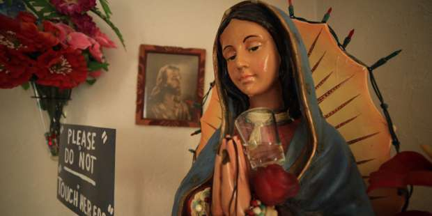Are weeping statues miraculous or a hoax?