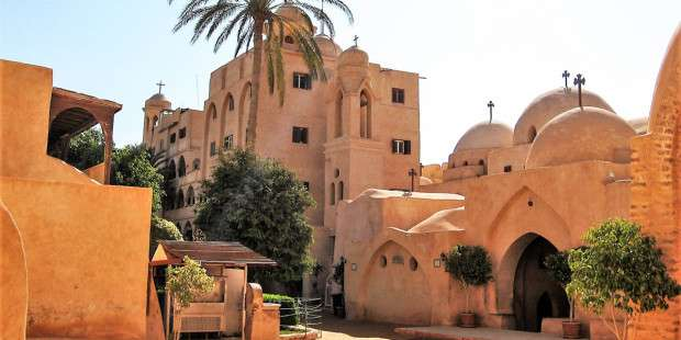 A shocking miracle in the Egyptian desert