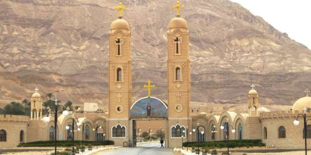 These Christian monasteries are the oldest in the world