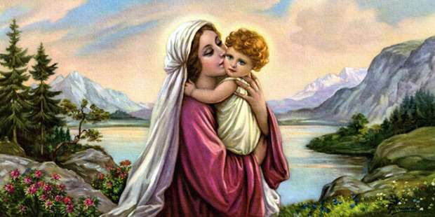 4 Parenting tips from Mary's example for when you feel discouraged
