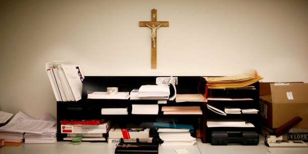 3 Powerful sacramentals to have in your office