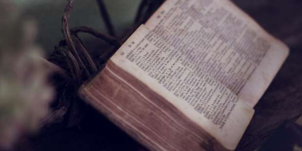 Here's how to dispose of an old Bible