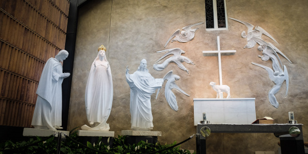 Who is Our Lady of Knock? The silent apparition