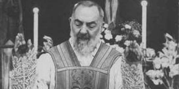 Padre Pio's prayer to cast out fear, even fear of death
