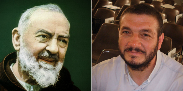 """""""Padre Pio is often with me during exorcisms, and the devil fears him"""""""
