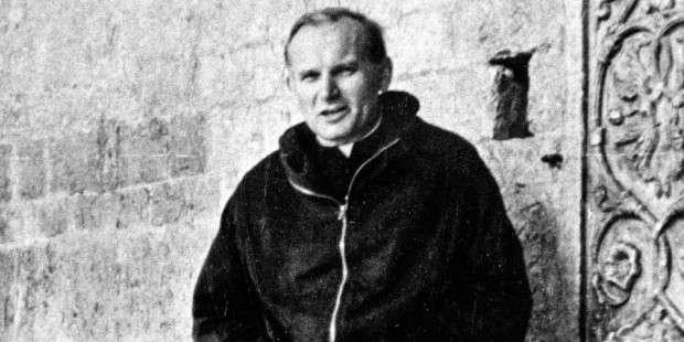 "How St. John Paul II became known as ""Lolek the Goalie"""