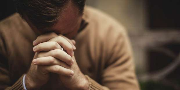 When you are tempted to commit a sin, pray this prayer