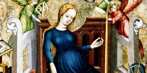 How old was Mary when she was pregnant with Jesus?