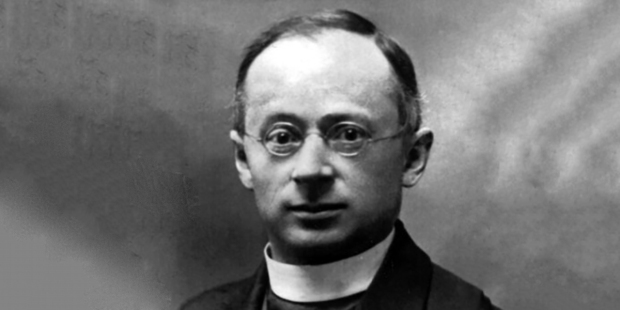 The first of the priests killed by the Nazis
