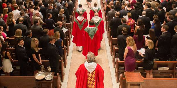 What is a Gold, Red, White, or Blue Mass?