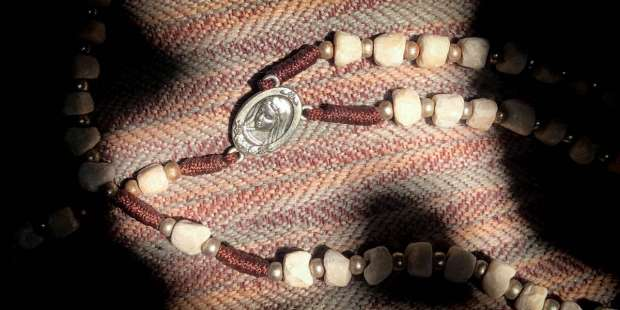 The Rosary: My direct line to Mary when evil threatens