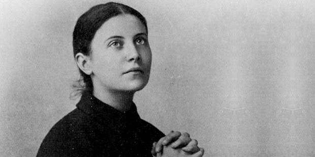 When St. Gemma Galgani was visited by a soul from Purgatory