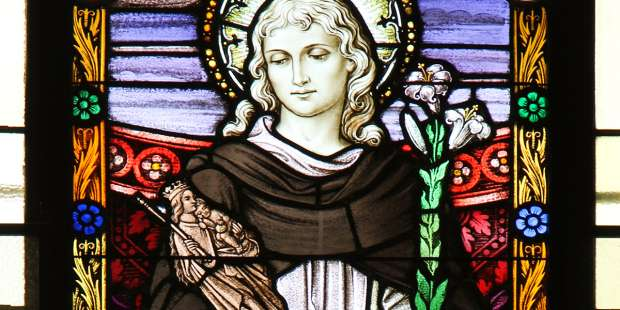 How St. Hyacinth miraculously fed a crowd of starving people with pierogi