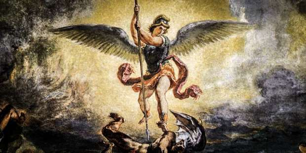 A forgotten prayer to St. Michael against the assaults of evil