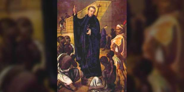 How St. Peter Claver converted nearly 300,000 people