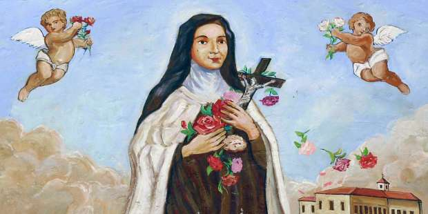 Pray this novena and St. Therese might send you a rose from Heaven