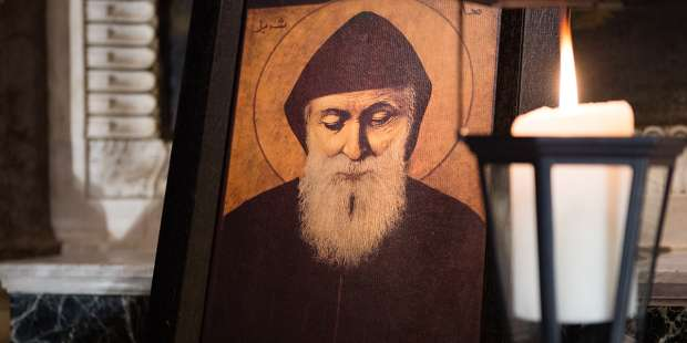 Need a miracle? Pray to St. Charbel!