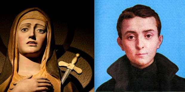 Meet Gabriel: A ladies' man turned saint