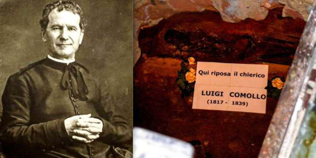 St. John Bosco's first-hand account of seeing a ghost