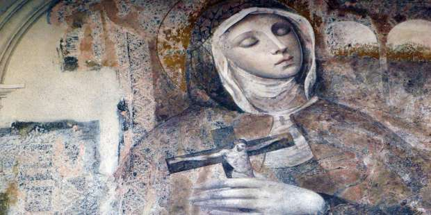 How a Guardian Angel helped St. Veronica Giuliani with her chores