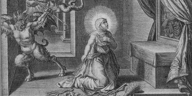 St. Teresa of Avila's horrifying encounters with the devil