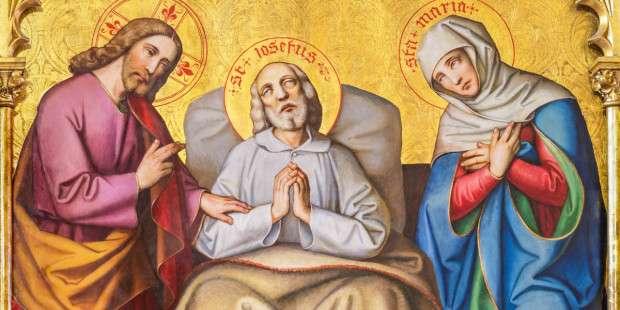 How did St. Joseph die?