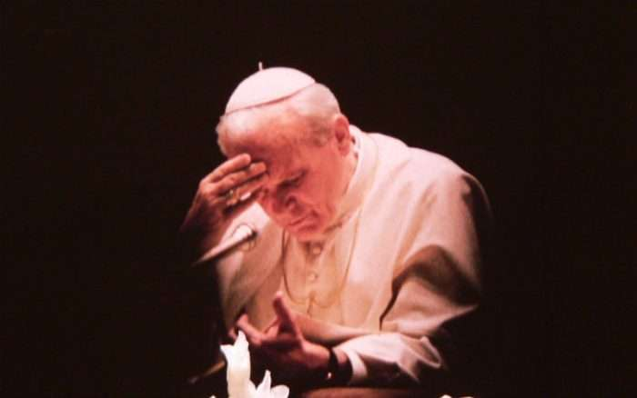 """The Powerful """"Prayer for Deliverance from Evil"""" Written by St. John Paul II"""